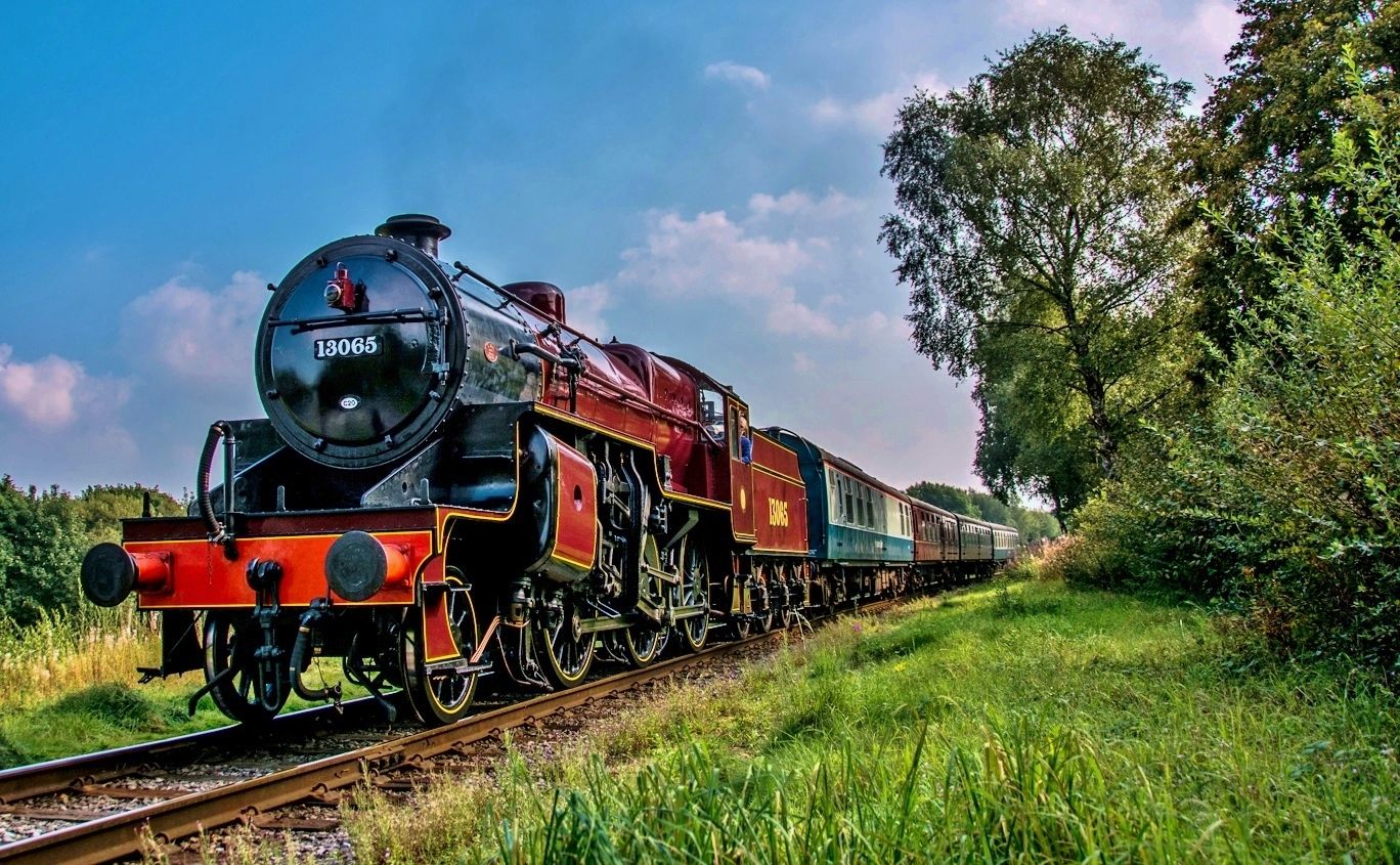 Great Railway Journeys of the North