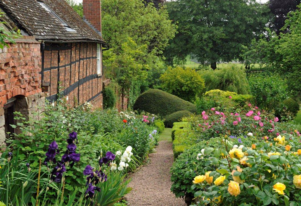 The Romance of Old England