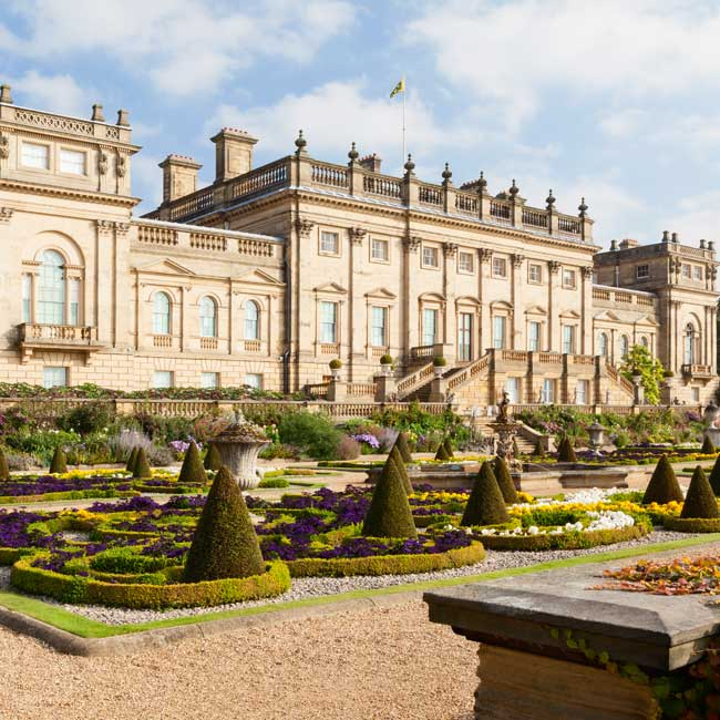 'Victoria' and the RHS Flower Show, Chatsworth