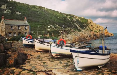 doc martin and poldark on location