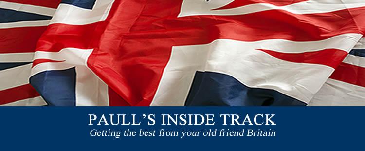 Paull's Inside Track