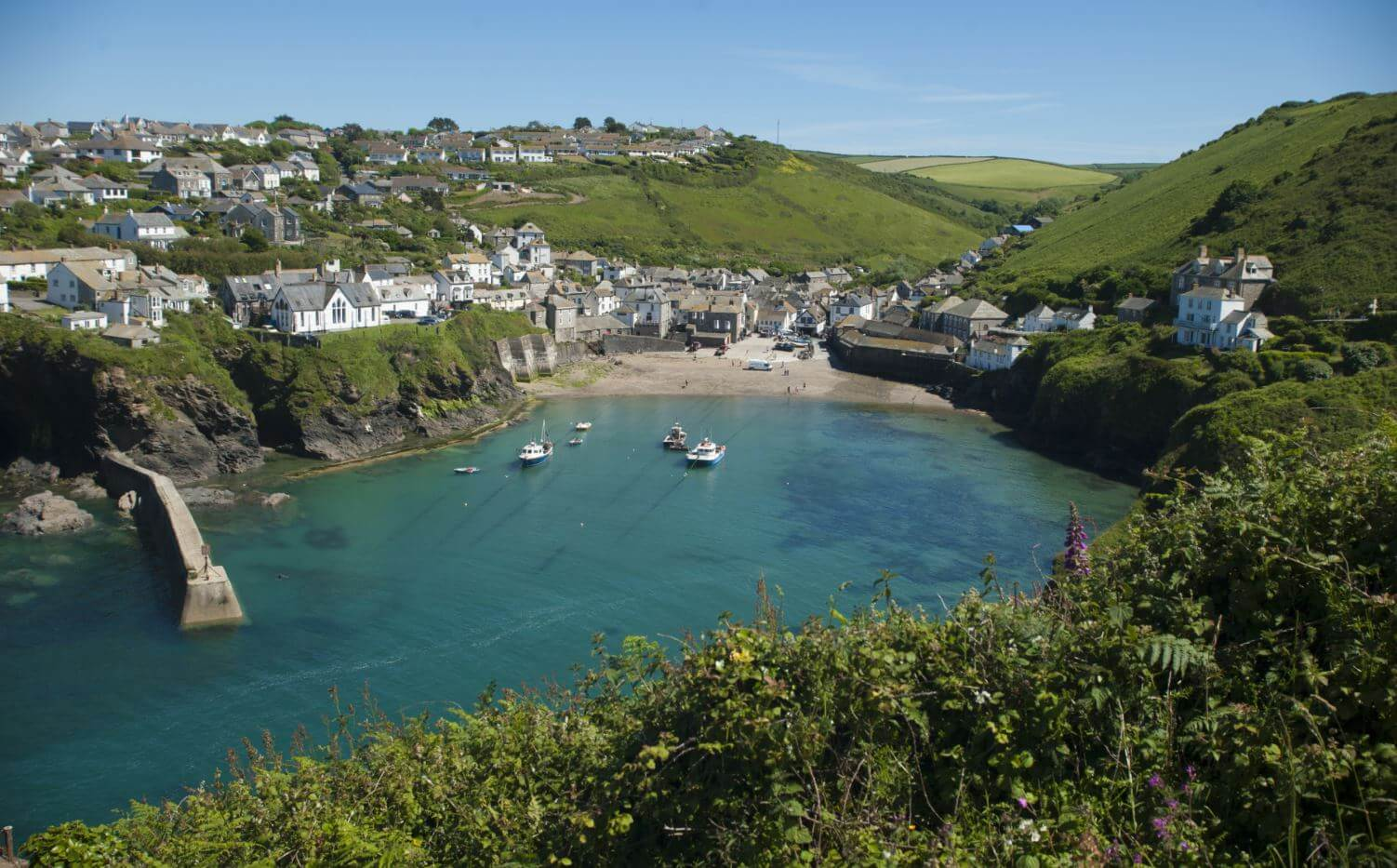 Doc Martin, Poldark, Grand Houses and Gardens