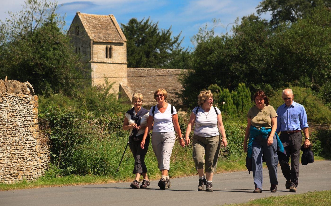 Cotswold Walking Tour