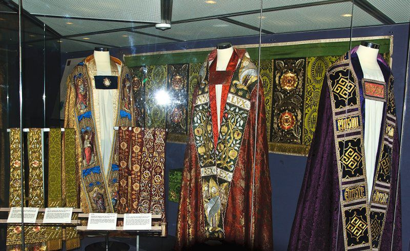 The Embroiderer's and Needleworker's Trail