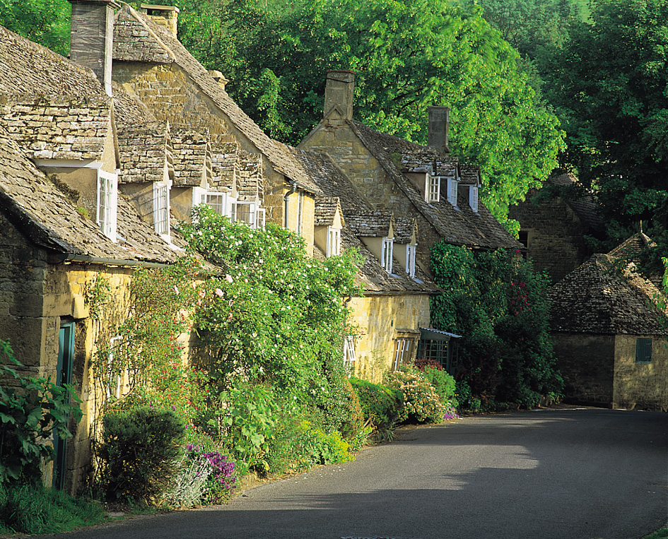Ah, the Cotswolds…