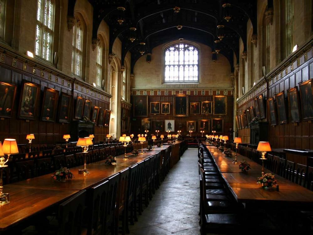Oxford's Literary Landscapes