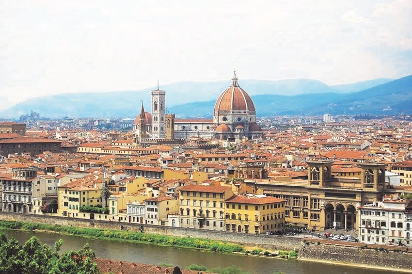 Gourmet Tuscany and Umbria