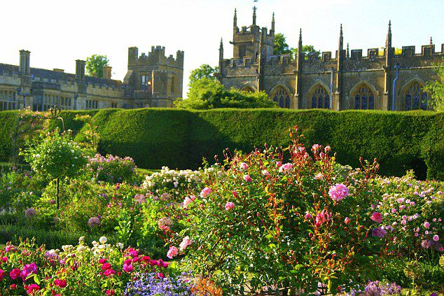 A Bouquet of English Gardens
