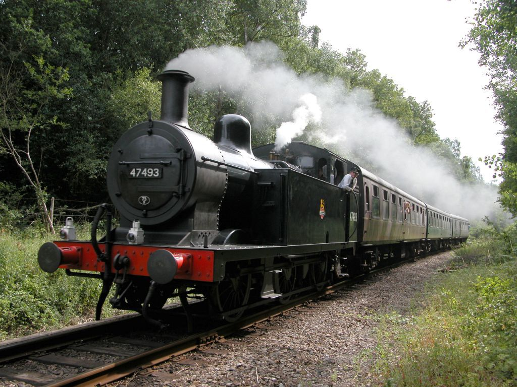 Great Railway Rides in the South East