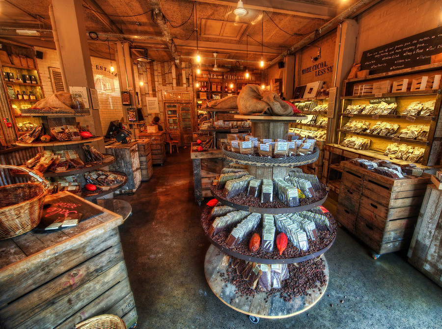 Chocolate Delights in London and Paris