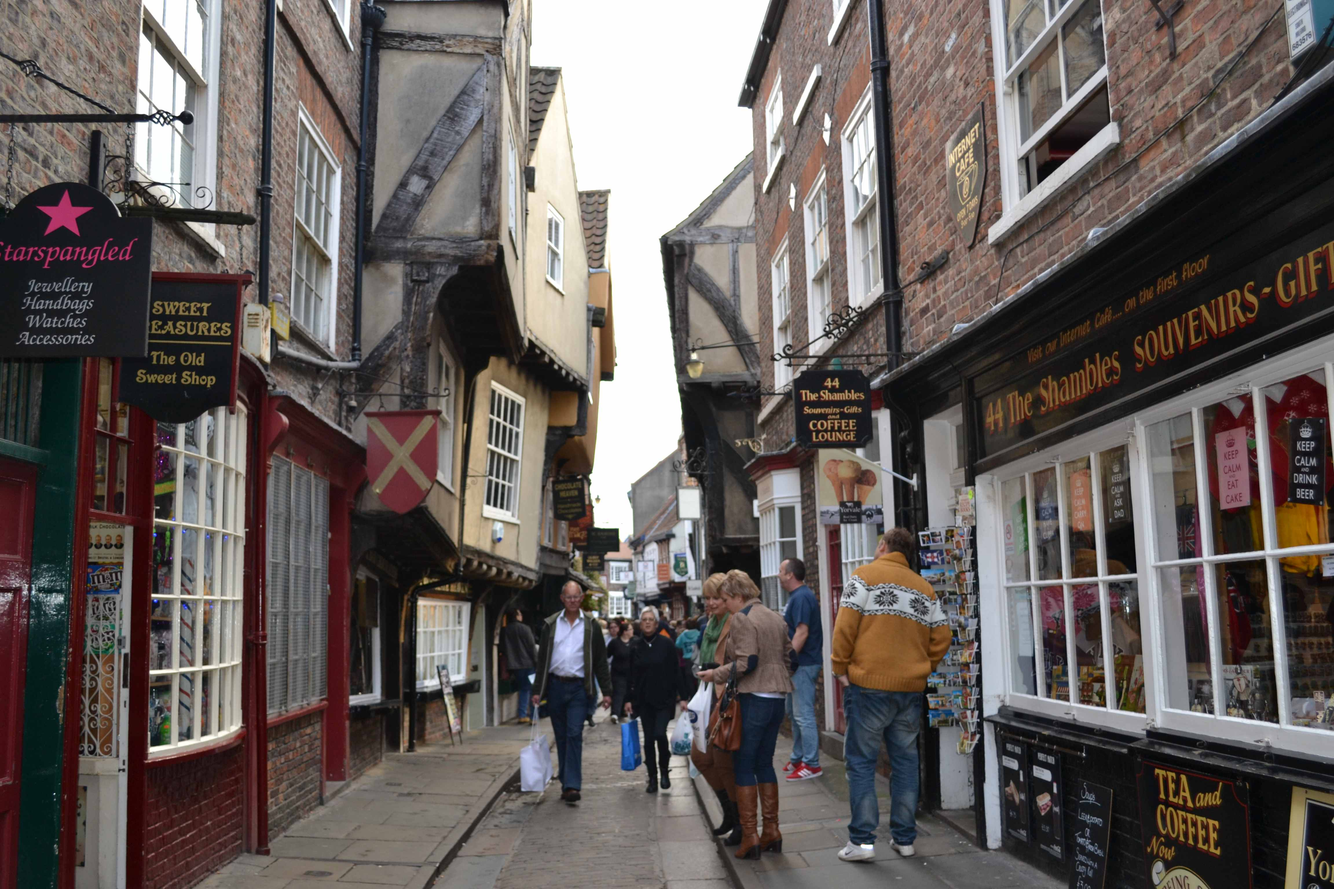 Girls Getaway to the Viking City of York