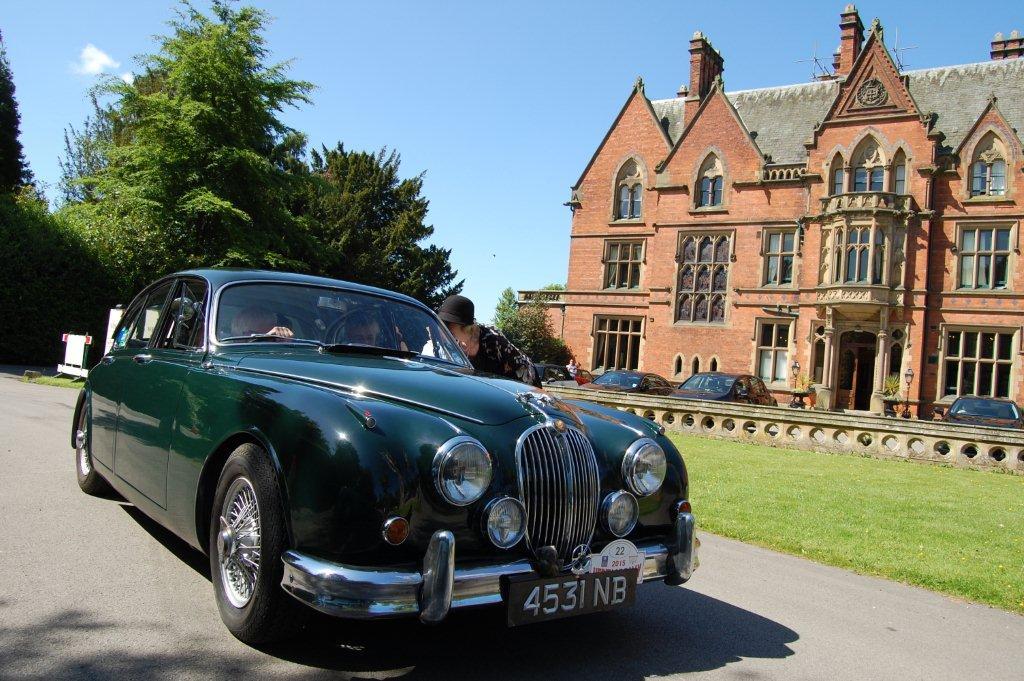 Jaguar Owners Tour