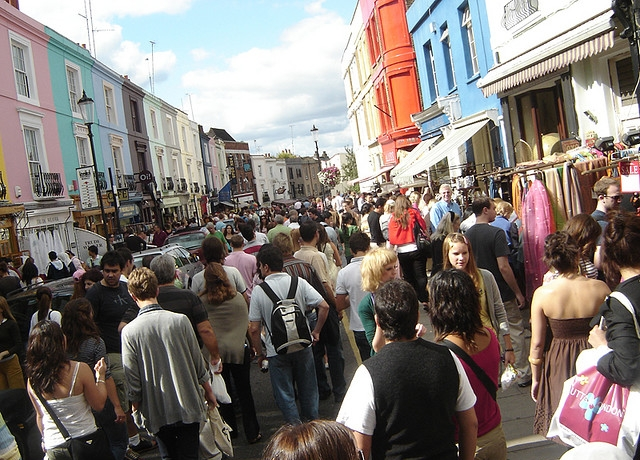 Antique Fairs and London Markets