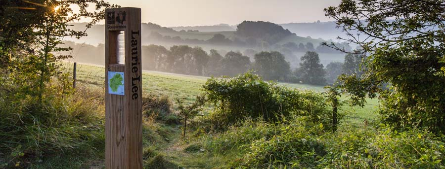 A Cotswolds Tour of Your Bookshelf
