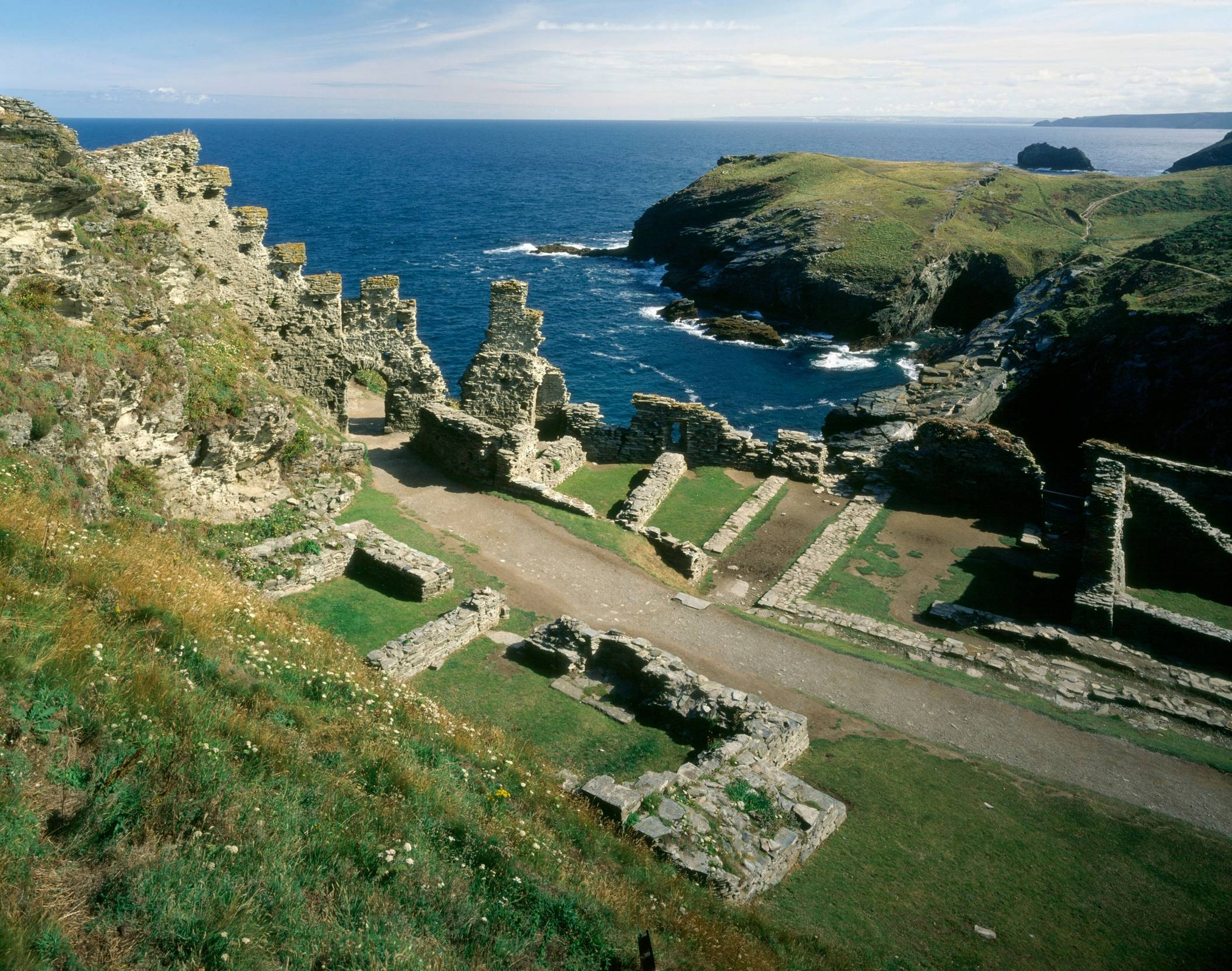 In the Footsteps of King Arthur
