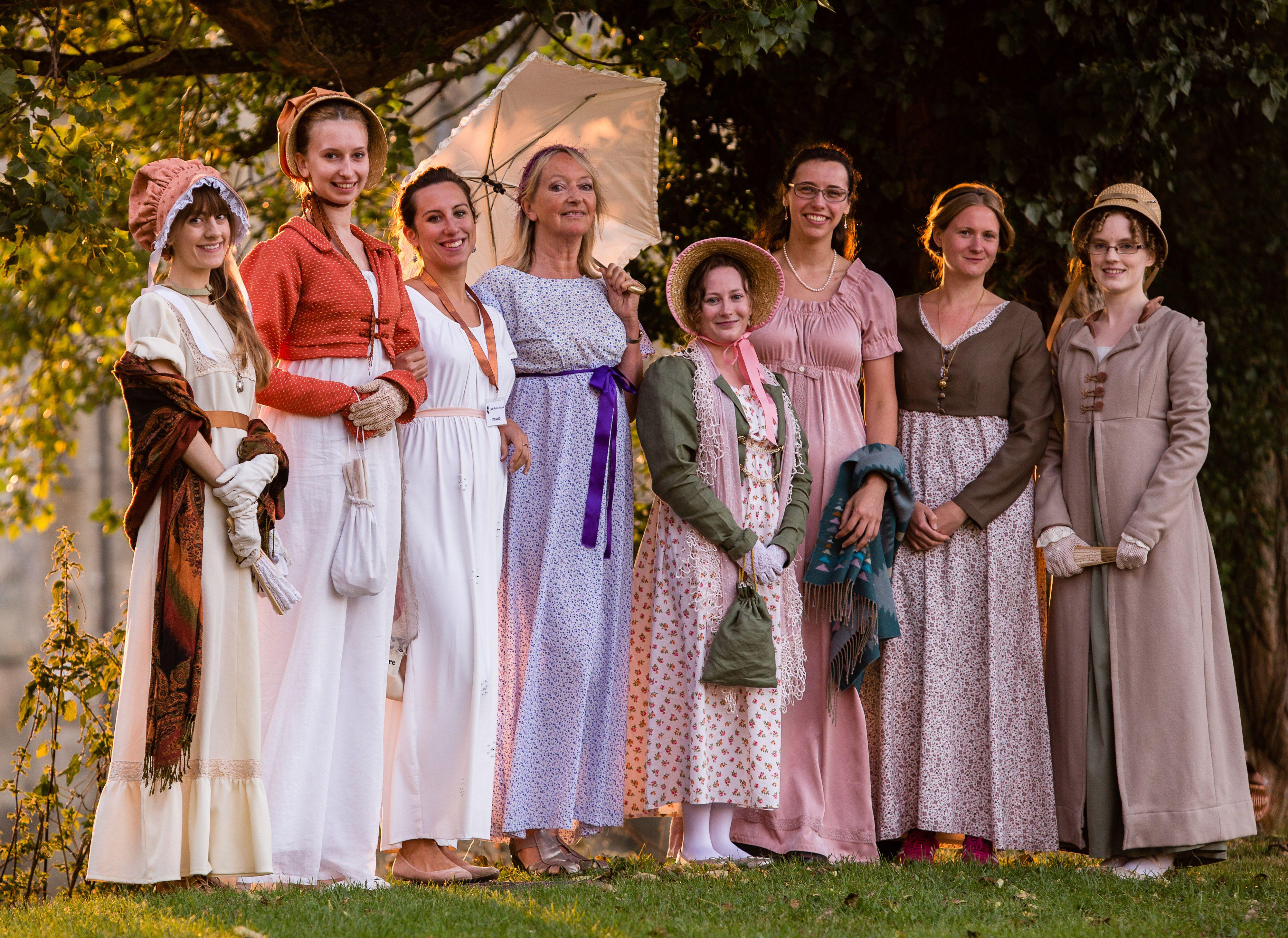 The Jane Austen Festival